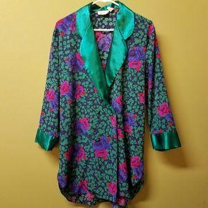 Vintage Victoria's Secret Oversized Pajama Top